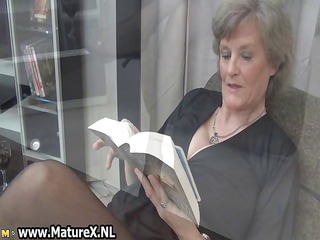 cougar maiden inside awesome dismal nylons part4