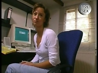 Office Secretary Teen