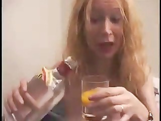 Drunk European French Mature