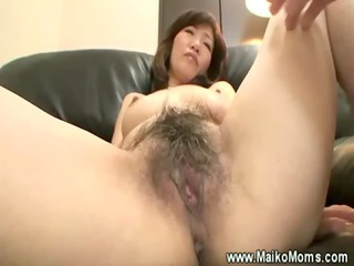 Asian Hairy Japanese Mature