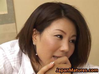 Asian Blowjob Japanese Mature