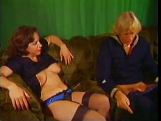Mature Mom Old and Young Panty  Stockings Vintage