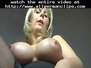 Big Tits European German Mature