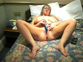 Amateur Masturbating Mature Solo Toy