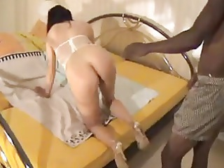 housewife taking a creampie from a bbc