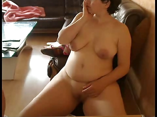 Chubby European German Mature Webcam