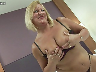 British European Lingerie Mature
