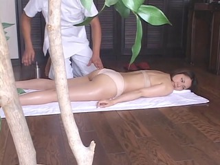naughty japanese sex partners massaged and then