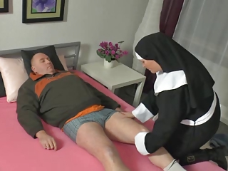 European German Mature Nun Uniform