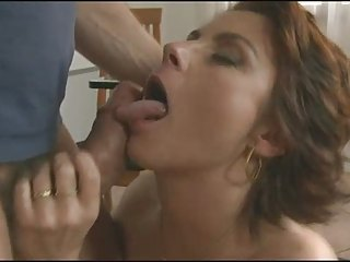 Blowjob Mature Secretary