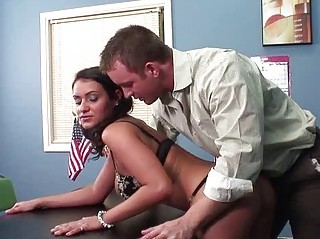 Girl aches for a fuck
