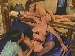 European Fisting French Mature Stockings Threesome Vintage