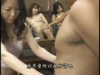 Asian Groupsex Japanese  Orgy