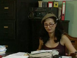 Glasses Office Teen Vintage