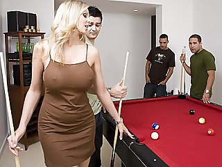 Amazing Big Tits Game
