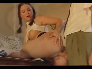 Jessica blow and get anal