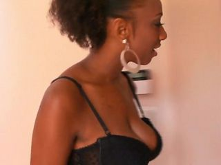 Ebony Girlfriend Teen Wife