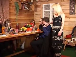 Amateur Drunk  Party Russian Swingers