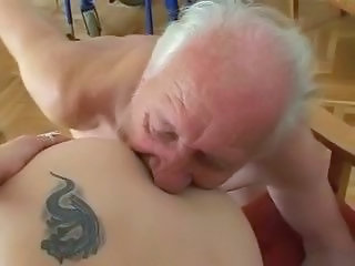 Daddy Licking Old and Young Tattoo
