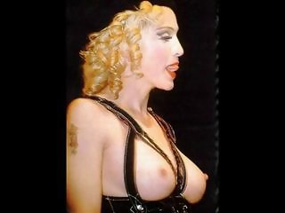 Madonna - All Nude MILF - Best Photo Slideshow Collection