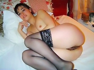 Wives in nylon stockings