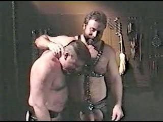 Hairy Leather Bears and his Play