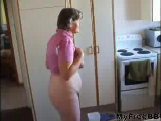 Amateur  Kitchen Mature