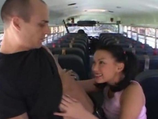 exploitatory sex on a catch school bus in all directions girl