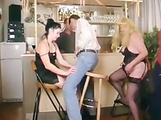 European German Groupsex  Swingers Wife