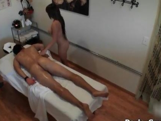 Despondent asian slut gets gung-ho rubbing a impoverish