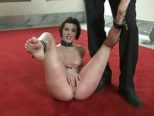 Bdsm Masturbating Teen