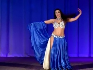 Alla Kushnir sexy Belly Dance part 16