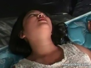 Asian Korean Sleeping Teen