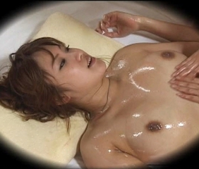 Asian Japanese Massage Oiled Voyeur
