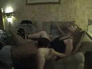 Homemade Licking Wife