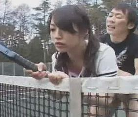 Asian Clothed Doggystyle Japanese Outdoor Sport Teen