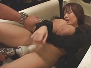 Asian Big Tits Japanese  Natural Toy