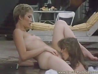 Hairy Lesbian Licking  Outdoor Small Tits Vintage