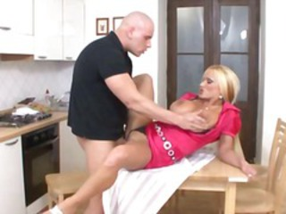 Big Boobs Mature Fucked Here Chum around with annoy Kitchen