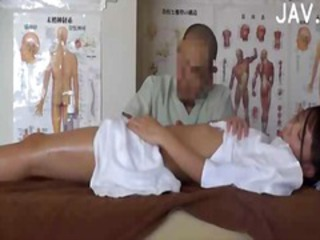 Asian Massage Oiled Teen