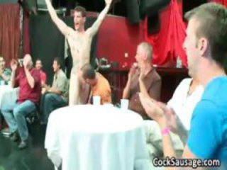 Horny and drunk gay guys having a party part5