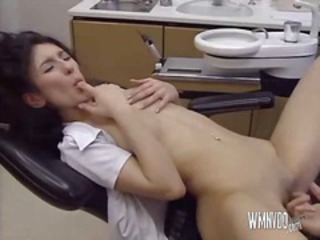 Cute Doctor Shaved Teen
