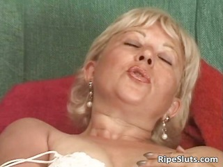 incredible solo deed with horny older