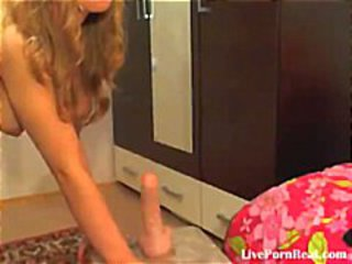 Dildo Teen Toy Webcam
