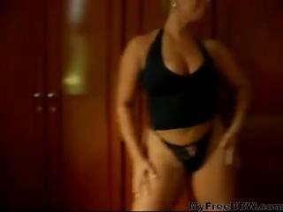 "Brazilian Mature And Sexy Dancing by Observadorbbw BBW fat bbbw sbbw bbws bbw porn plumper fluffy cu"" class=""th-mov"