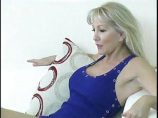 desperate grownup blonde acquires her feet tasted