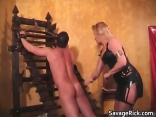 super black leather albino matured babe babe gets