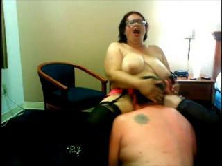 Big Tits Chubby Licking Mature Orgasm Stockings