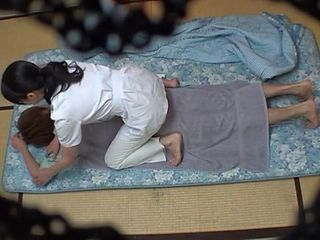 Asian HiddenCam Massage Thai