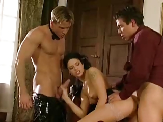 Babe Blowjob Cute European French Hardcore Threesome Vintage